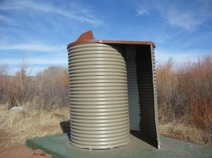 round-outhouse