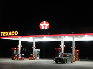 Oh lone star of Texaco, you have made our lives whole.